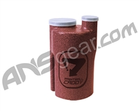 Paintball Caddy 1000 Round Loader - Red Granite