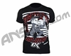 Contract Killer Fightn BJJ T-Shirt - Black
