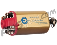 CNC Production High Speed Short Shaft Airsoft AEG Motor (WT-04)