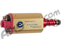 CNC Production High Speed Long Shaft Airsoft AEG Motor (WT-03)