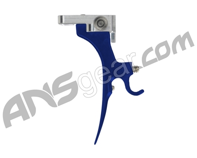 Custom Products CP 2007 Ego Rake Trigger - Blue