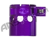 Custom Products Clamping Feed Neck - Autococker 2K Thread - Dust Purple
