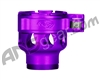 Custom Products Clamping Feed Neck - Azodin/Empire/Kingman/Smart Parts/WDP Thread - Dust Purple