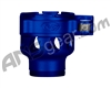 Custom Products Clamping Feed Neck - Smart Parts Shocker NXT/Ion XE Thread - Dust Blue