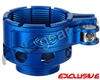 Custom Products CP Ion No-Rise Clamping Feed Neck - Dust Blue