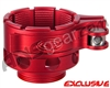 Custom Products CP Ion No-Rise Clamping Feed Neck - Dust Red