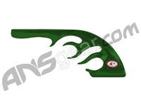 Custom Products Flame Drop Forward - Dust Green