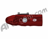 Custom Products CP 2008 08 Mini Direct Mount On/Off ASA - Red