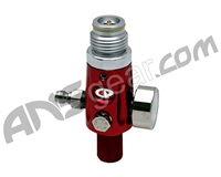 CP Compressed Air Tank Regulator - 4500 PSI - Red