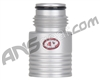 Custom Products Tank Regulator Extender - Dust Silver