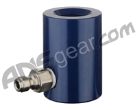 Custom Products Tank Regulator Test Adapter - Blue