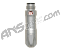 Custom Products V2 Inline Regulator - Dust Silver