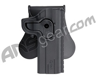 "Cytac 4"" Holster For Colt 1911's - Black"