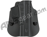 Cytac Holster For Glock 17, 22, 31 (Gen 1, 2, 3, 4)  - Black (75791)