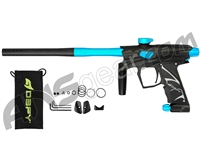 D3FY Sports D3S Paintball Gun w/ Tadao Board - Black/Teal/Black