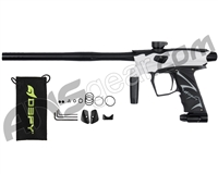 D3FY Sports D3S Paintball Gun w/ Tadao Board - White/Black/Black