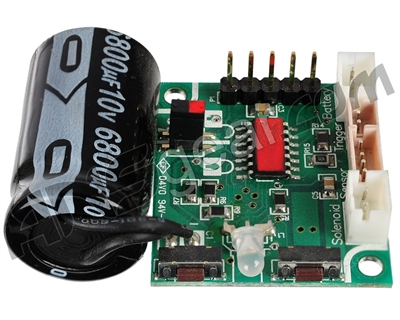 D3FY Sports SQ Ronin Circuit Board