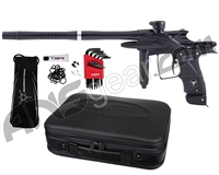 Dangerous Power Fusion Elite Paintball Gun - Black/Black