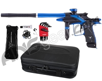 Dangerous Power Fusion Elite Paintball Gun - Black/Blue