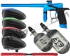 Dangerous Power G5 Contender Paintball Gun Package Kit