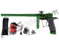 Dangerous Power G5 Paintball Gun - Green/Black
