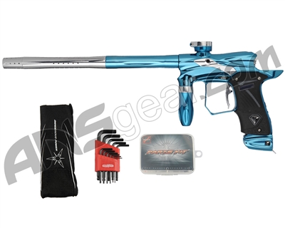 Dangerous Power G5 Spec-R Paintball Gun - Nova Blue