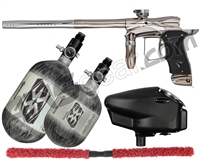 Dangerous Power G5 Spec-R Competition Paintball Gun Package Kit