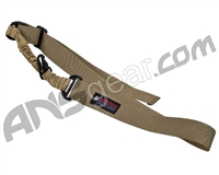 Defcon Gear Tactical Single Point Sling - Coyote Brown