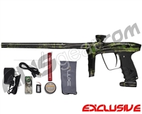DLX Luxe 2.0 OLED Paintball Gun - Polished Acid Wash Green