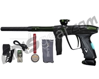 DLX Luxe 2.0 OLED Paintball Gun - Carbon Fiber/British Racing Green