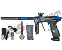 DLX Luxe 2.0 OLED Paintball Gun - Carbon Fiber/Dust Blue