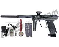 DLX Luxe 2.0 OLED Paintball Gun - Carbon Fiber/Dust Charcoal