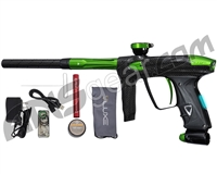DLX Luxe 2.0 OLED Paintball Gun - Carbon Fiber/Slime Green