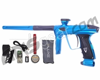 DLX Luxe 2.0 OLED Paintball Gun - Teal/Dust Titanium