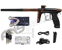 DLX Luxe Ice Paintball Gun - Black/Brown