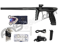 DLX Luxe Ice Paintball Gun - Black/Dust Pewter