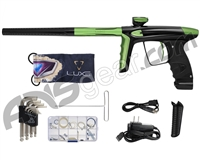 DLX Luxe Ice Paintball Gun - Black/Dust Slime