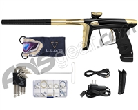 DLX Luxe Ice Paintball Gun - Black/Gold