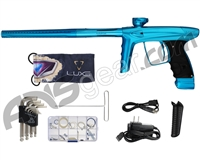 Blemished DLX Luxe Ice Paintball Gun - Teal/Teal
