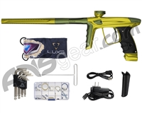 DLX Luxe Ice Paintball Gun - Citrus/Dust Olive