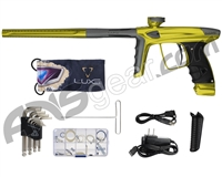 DLX Luxe Ice Paintball Gun - Citrus/Dust Pewter