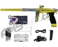 DLX Luxe Ice Paintball Gun - Citrus/Pewter
