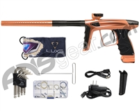 DLX Luxe Ice Paintball Gun - Copper/Black