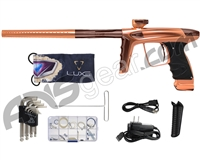 DLX Luxe Ice Paintball Gun - Copper/Brown