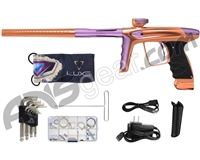 DLX Luxe Ice Paintball Gun - Copper/Dust Light Purple