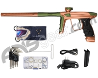 DLX Luxe Ice Paintball Gun - Copper/Dust Olive