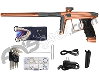 DLX Luxe Ice Paintball Gun - Copper/Dust Pewter