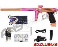 DLX Luxe Ice Paintball Gun - Copper/Dust Pink