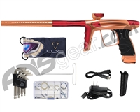 DLX Luxe Ice Paintball Gun - Copper/Dust Red