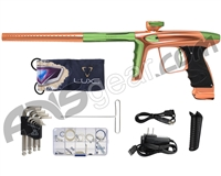 DLX Luxe Ice Paintball Gun - Copper/Dust Slime